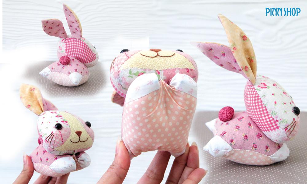 รวมภาพ Cutie Hugger Bunny