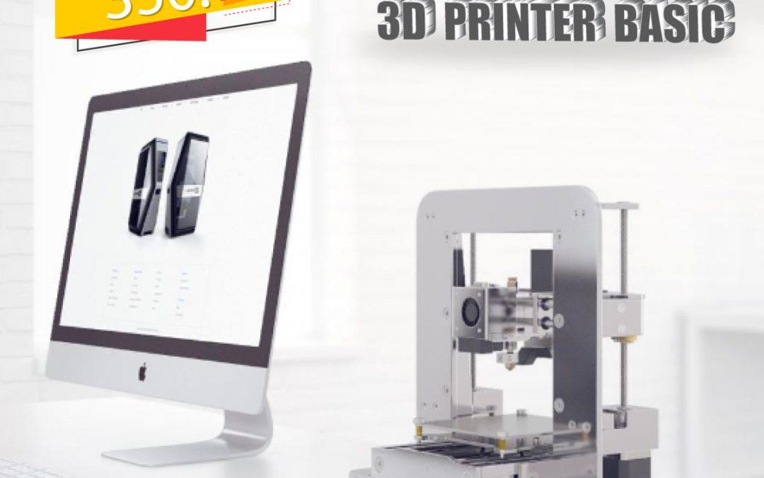 คอร์สเรียนออนไลน์ 3D Printer Basic